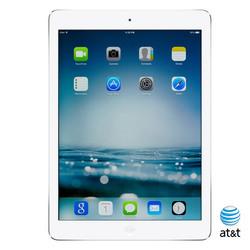Apple iPad Air 128GB Wi-Fi + AT&T - White (MF018LL/A)