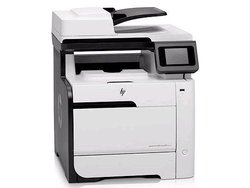HP LaserJet Pro 300 Laser Color Multifunction Printer (CE903A#BGJ)