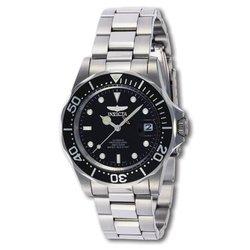Invicta Men's Black Diver Automatic Watch 8926A