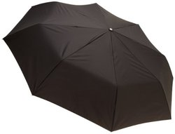 Totes Classics Golf Sized - Compact Umbrella - Black - One Size