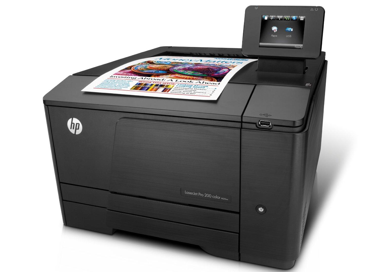Color printer wireless -  Hp Laserjet Pro 200 Wireless 14ppm Color Laser Printer Cf147a Bgj