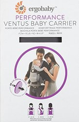 ERGObaby Performance Collection Ventus Graphite - Graphite