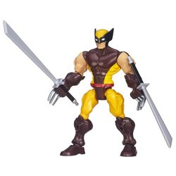 Marvel Super Hero Mashers Wolverine Figure 405077