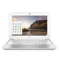 "HP 14"" Chromebook 2GB 16GB Chrome OS - Snow White (14-X013DX)"