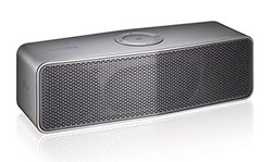 LG Electronics NP7550 Bluetooth Speaker - Silver (2015 Model)