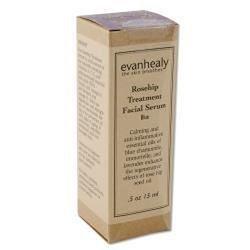 Rosehip Treatment Facial Serum - Blue 0.5oz oil by Evan Healy