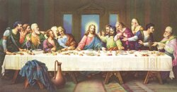 The Last Supper a Piece Jigsaw Puzzle by Sunsout Inc 1000