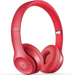 Beats by Dre Solo 2 On-Ear Headphones - Blush Rose