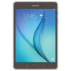 "Samsung Galaxy Tab A 8"" Tablet 16GB - Smoky Titanium (SM-T350NZASXAR)"