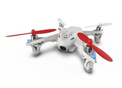 Hubsan X4 Quadcopter 2.4GHZ 4 Channel - White (H107D)