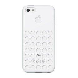 Apple MF039ZM/A iPhone 5c Case, White