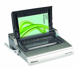 Fellowes 5217801 Galaxy e-Wire Binding System Gray
