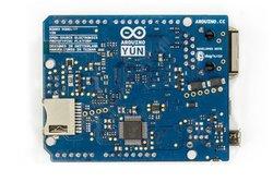Arduino YN microcontroller and Atheros AR9331