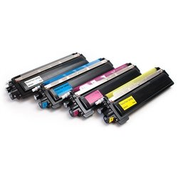 SuppliesOutlet Compatible With Brother TN210 Series Toner Cartridge Color Value Bundle - Black, Cyan, Yellow, Magenta - Compatible - For DCP-9010CN, HL-3040CN, HL-3045CN, HL-3070CW, HL-3075CW, MFC-9010CN, MFC-9120CN, MFC-9125CN, MFC-9320CN, MFC-9320CW, MF