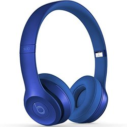 Beats by Dre Solo2 On Ear Headphones - Blue Sapphire