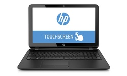 "HP 15-F010DX 15.6"" Touchscreen Laptop i3 4GB 500GB Windows 10 (J9M23UA)"