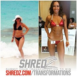 SHREDZ for Her: Weight Loss Pills for Women Fat Burner Metabolism Booster Supplement 60 count