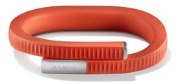 Jawbone UP24 Fitness Tracker - Orange - Large