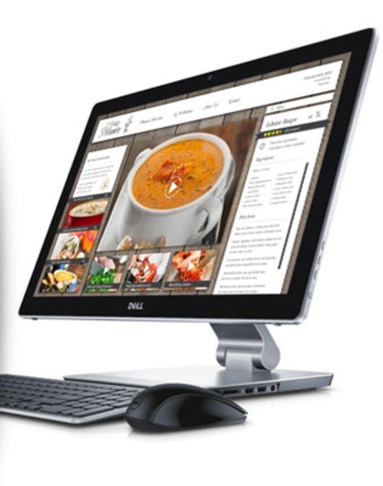 Dell Inspiron One 2350 23 All In Desktop I5 12gb 1tb Io2350t 22 3277