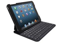 Kensington Protective Bluetooth Keyboard Case for iPad Mini - Black