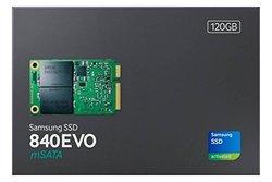 Samsung 840 EVO Series 120GB mSATA3 Solid State Drive