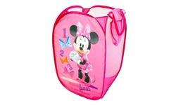 Disney Minnie Mouse Square Pop up Hamper