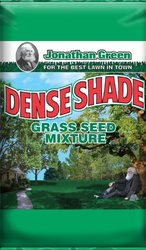 Jonathan Green Turf 10600 Dense Shade Grass Seed Mixture, 3 Lbs.