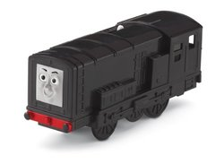 Fisher Price Thomas and Friends Trackmaster Diesel Motorized Engine
