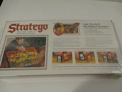 Stratego - The Classic Game of Battlefield Strategy 1986 Edition