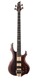 ESP LTD F-4E Bass Guitar - Natural Satin