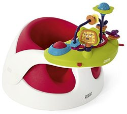 Mamas & Papas Baby Snug and Activity Tray - Red 442837