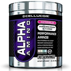 Cellucor Alpha Amino Supplement 30Ct. - Watermelon - 13.3Oz