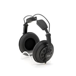Superlux Dynamic Semi-Open Headphones - Black