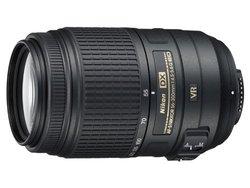 Nikon 55-300mm f / 4.5-5.6G AF-S DX ED VR Nikkor Zoom Lens (2197)