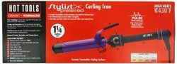 Hot Tools Professional Ceramic Titanium Professional Curling Iron(2110)