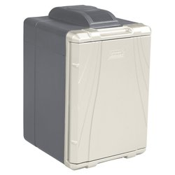 Coleman 40 Quart PowerChill Thermoelectric Cooler with Vehicle Outlet Gray