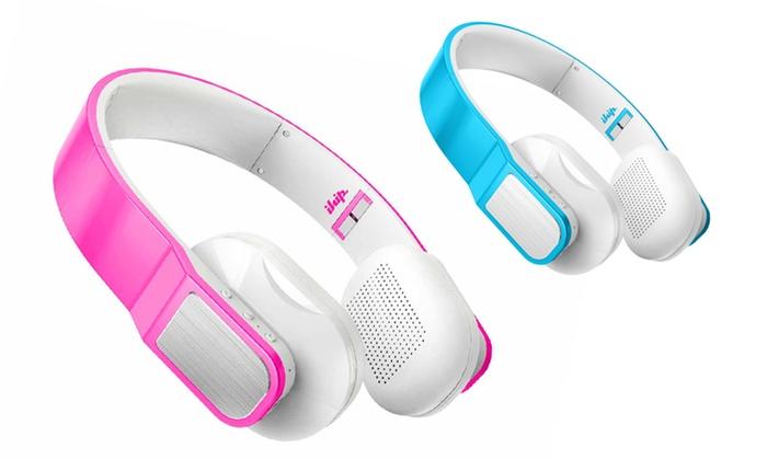 Ihip Pro B10 Wireless Handsfree Bluetooth Headphones Check Back
