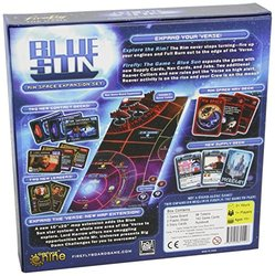 Firefly Blue Sun Board Game
