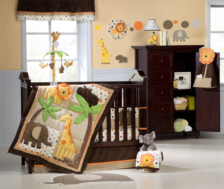 Carter S 4 Piece Crib Bedding Set