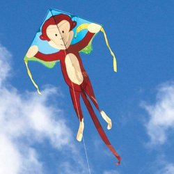 Large Easy Flyer Mikey Monkey