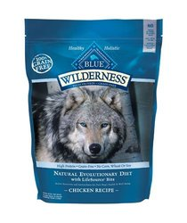 Summit Wilderness Blue Buffalo High Protein Dry Adult Dog Food