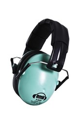 Em's 4 Kids Hearing Protection Earmuffs Noise Protection - Mint Green