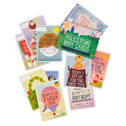 The Original Baby Cards by Milestone - Set of 30 Photo Cards to Capture