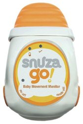Snuza Portable Baby Movement Monitor Go 0-12 Months
