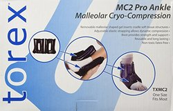 Torex Pro Ankle Cold compression Wrap
