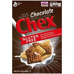 Chex Chocolate Chex Gluten-Free Cereal - 12.8 oz