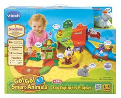 Vtech Go! Go! Smart Animals Zoo Explorers Play Set 469382