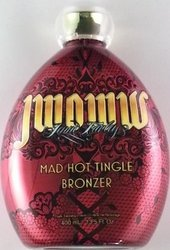 Jwoww Mad Hot Tingle Bronzer Tanning Lotion 2013 - 13.5 Fl Oz