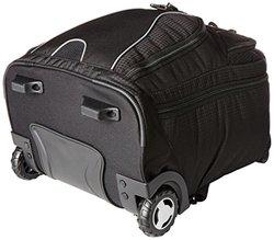 High Sierra Freewheel Wheeled Backpack Black