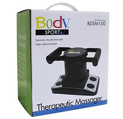 Body Sport Therapeutic Massager 2 Speed Massage Therapy